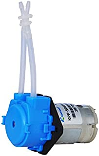 Kamoer New-KP Model Peristaltic Dosing Pump with 24V DC Motor (Flow 83ml/min, Silicon tube: 3.0mm*5.0mm)