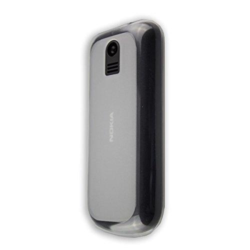caseroxx TPU-Hülle für Nokia 105 (2017), Handy Hülle Tasche (TPU-Hülle in transparent)