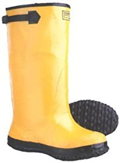17 inch Over Shoe Style Yellow Slush Boots, size 11