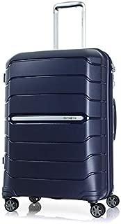 Samsonite Oc2lite 68cm Medium Hardside Suitcase Navy Blue