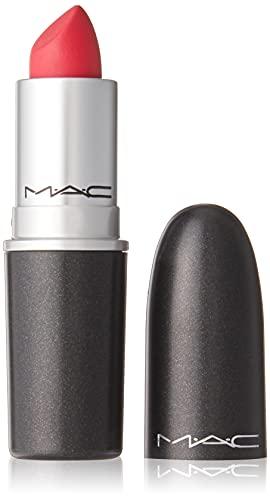 MAC Matte Lipstick Relentlessy Red 3gr 30 G, Color Rojo., Fresh