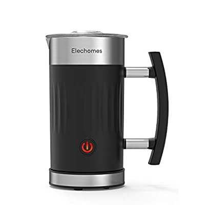 Elechomes Milk Frother, 5 in 1 Electric Milk St...