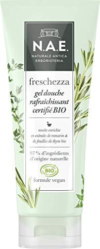 N.A.E. Bio-douchegel, verfrissend, 200 ml