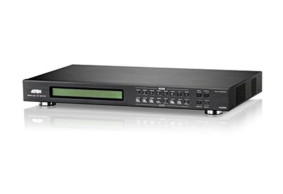 輝度木材野菜[ATEN VM5808H] 8入力 8出力 HDMI シームレスマトリックスビデオスイッチ