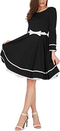 'Grace' Vintage Clarity Kleid im 50er-Jahre-Stil - 5