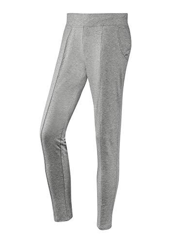 Joy Sportswear Scarlett Biesenbroek voor dames voor thuis en de vrije tijd, lange, stijlvolle vrijetijdsbroek met comfortabele band met binnenkoord en twee steekzakken.