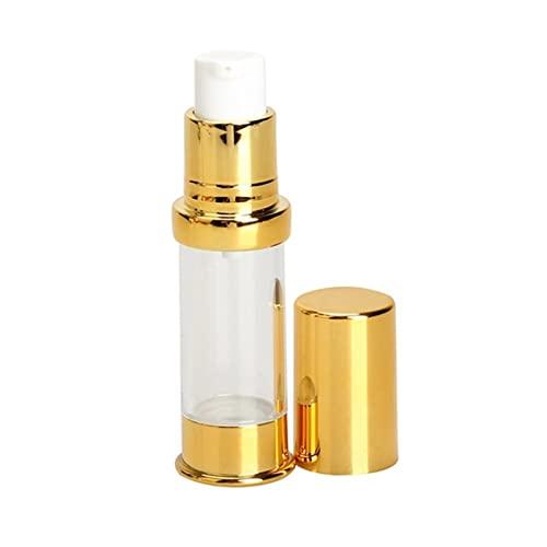 Cnyua Vacío Vacío De Perfume Botellas Recargables con Botella De Spray Sin Aire De La Bomba De Maquillaje Cosmético del Recorrido del Atomizador De Botella For Las Mujeres Convenient