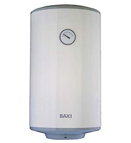 Baxi - Termo eléctrico vertical 7503744 con capacidad de 80 litros