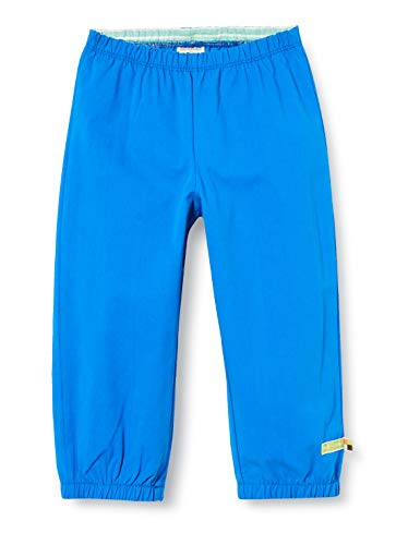 Loud + Proud Outdoor Pant Organic Cotton Pantalon, Bleu (Cobalt COB), 74/80 Bébé garçon