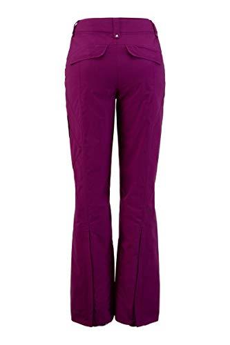 Spyder Women's Me Gore-Tex Ski Pants – Ladies Outdoor Snow Ski Pant for Winter Weather