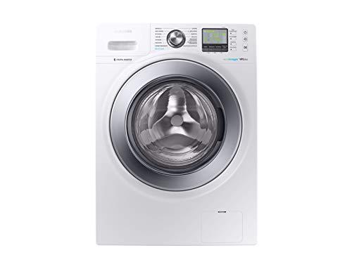 Samsung WW12R641U0M lavatrice Libera installazione Caricamento frontale Bianco 12 kg 1400 Giri/min A+++-50%