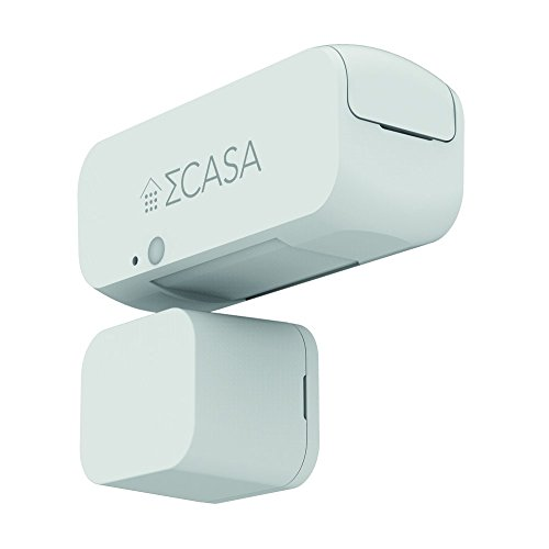 LogiLink ΣCasa Smart Home Sigma Door/Window Tür/Fenster Sensor, weiß, SH0003, 3.6 V