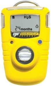 sold out BW Technologies by Honeywell Ranking TOP5 BWC3-H Monit H2S Single Clip Gas