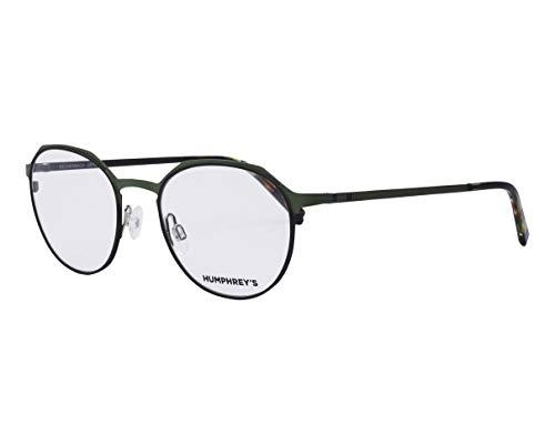 Humphrey's Brille (582295 40) Metall khaki dunkel - schwarz