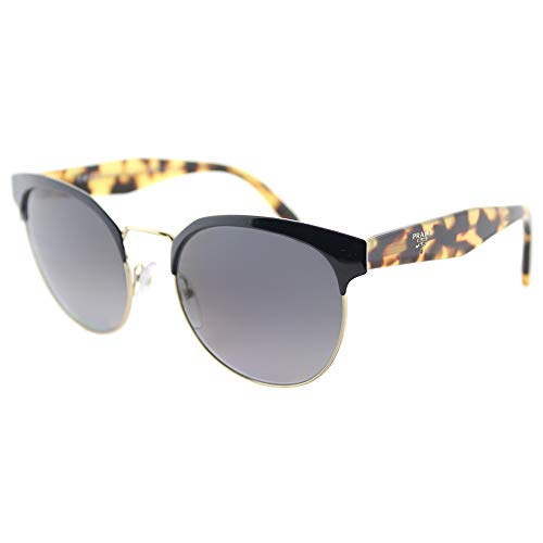 Prada 0Pr61Ts Vh85W1 54 Occhiali da Sole, Blu (Bluette/Pale Gold/Polargreygradient), Donna