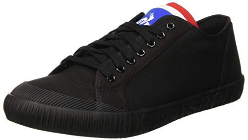 le coq Sportif Nationale, Baskets Mixte Adulte, Noir (Triple Black Triple Black), 42 EU