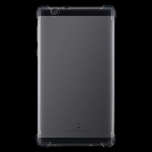 MDYHMC YXCY AYDD para Huawei-Mediapad T3 7 pulgadas a prueba de golpes transparente TPU funda protectora