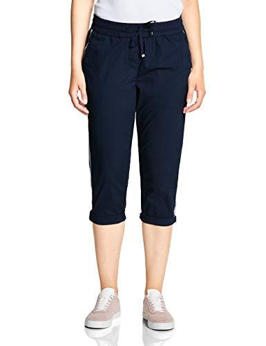 Cecil Damen 372311 Hose, deep Blue, W31(Herstellergröße:31)