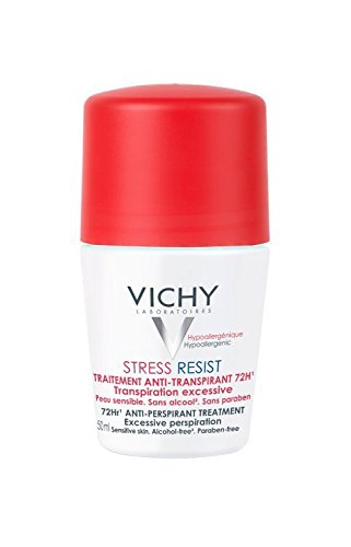 Vichy Stress Resist deodorante anti-traspirante 72h roll on, 2 x 50ml