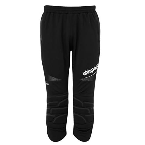 uhlsport - ANATOMIC, Pantaloni da portiere da uomo, Nero, L