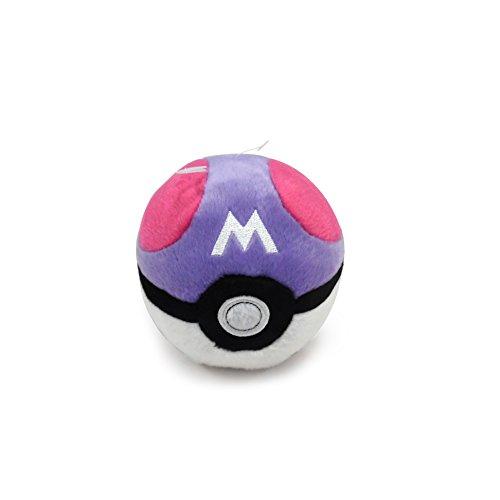TOMY Pokemon Peluche, T18856, Différents Coloris