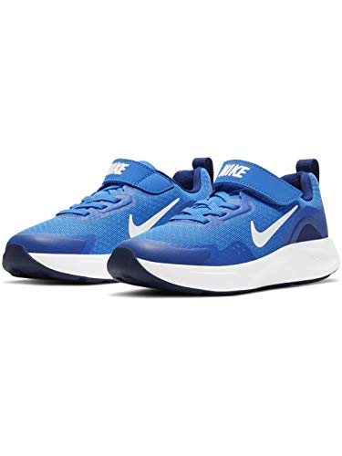 Nike Zapato Wearallday PS Size: 33 EU