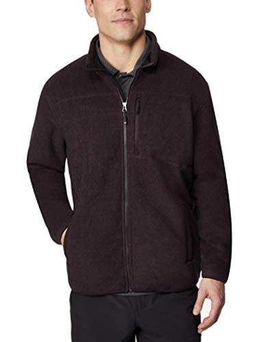 Sherpa Jackets With Turtleneck Mens