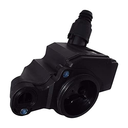shiqi Nuevo 036103464G Filtro del Separador de respiradores de Aceite del cárter Fit para - Asiento Skoda (Color : Black)