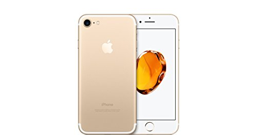 Apple iPhone 7 Unlocked Phone 128 GB - International Version (Gold)