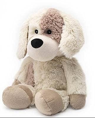 Intelex Puppy - WARMIES Cozy Plush Heatable Lavender Scented Stuffed Animal