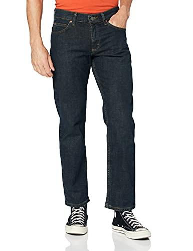 Lee Legendary Regular Jeans, Enjuague, 40W x 34L para Hombre
