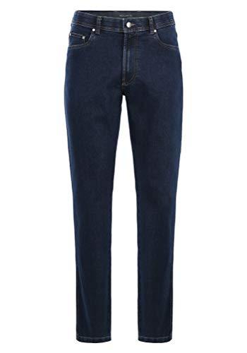 Brühl - Herren Five-Pocket Jeans, Genua 3 (0534003142100), Größe:66, Farbe:Blau (930)