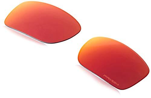 Oakley RL-Turbine-XS-5 Lentes de reemplazo para gafas de sol, Multicolor, 55 Unisex Adulto