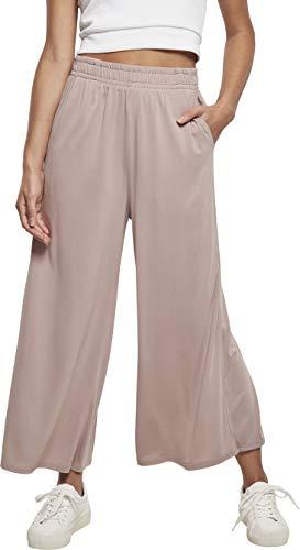 Urban Classics Damen Ladies Modal Culotte Hose, duskrose, 3XL