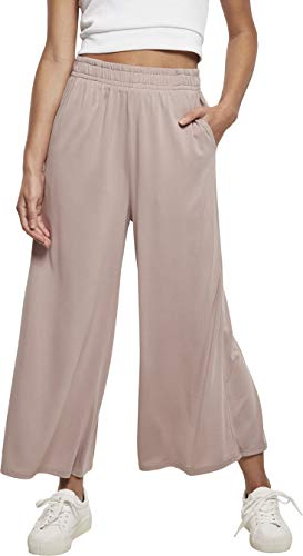 Urban Classics Ladies Modal Culotte Pantaln, Duskrose, M para Mujer