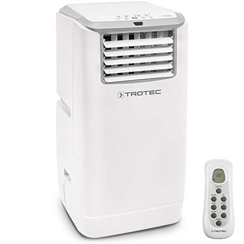 Climatiseur local monobloc TROTEC PAC 3200 E A+ (3,2 kW/11000 BTU pour grandes pièces de 42 m²/105 m³ max.)