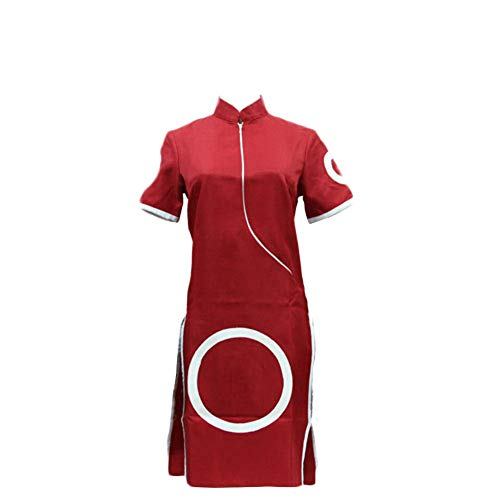 Sakura Dress from Naruto anime Series