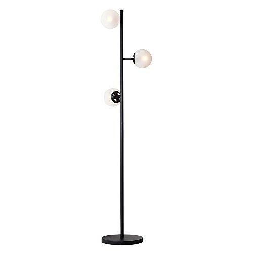 INTERFORM (Inter vorm) Floor licht mat Le Brun vloerlamp kleine LED-lamp (warm wit) met drie LT-2330FR LT-2330FR
