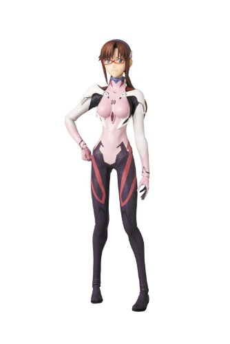 Medicom - Evangelion 3 figurine RAH Mari Makinami Illustrious 39 cm