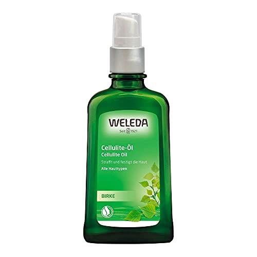 Weleda Aceite De Abedul Celulitis (100 Ml) (Paquete de 4)