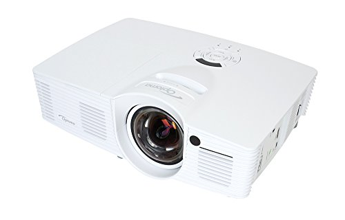 Optoma GT1080 Kurzdistanz DLP-Projektor (16:9, Kontrast25.000:1, 1920 x 1080 Pixel, 2800 ANSI Lumen, , )