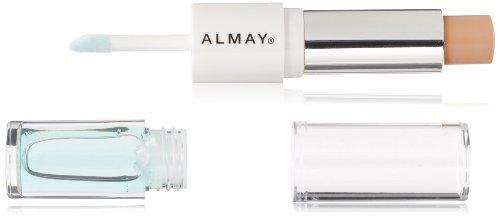 ALMAY Clear Complexion Concealer plus Treatment Gel, Light, 0.15 oz . / .08 fl. oz.