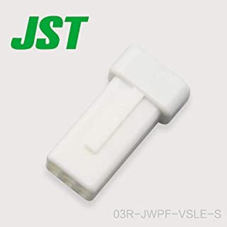 Gimax 20pcs 03R-JWPF-VSLE-S waterproof connectors for JST waterproof connectors are delivered in 20PCS per package