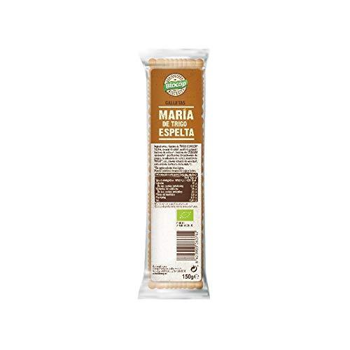 Galletas María de Trigo de Espelta Biocop 150 g