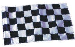 2 Stück Startzielflagge Flagge Start Ziel Fahne 90 x 150cm