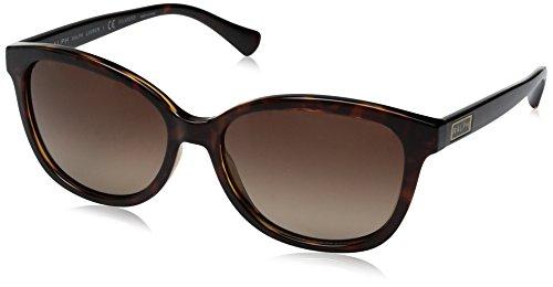 Ralph Lauren RALPH BY 0Ra5222 Gafas de sol, Dark Tortoise, 56 para Mujer