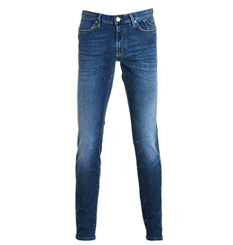 JECKERSON Luxury Fashion Uomo P00UPA079D040085D621 Blu Jeans | Stagione Outlet