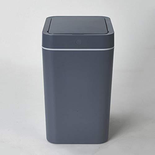 EORj98D Smart Sensor vuilnisbak 8 liter elektrische waterdichte reinigingsemmer met deksel voor woonkamer slaapkamer keuken en badkamer