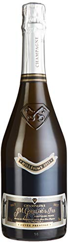 J.M. Gobillard & Fils Champagne Millésime Cuvée Prestige - Brut 60% Chardonnay und 40% Pinot Noir (1 x 0.75 l)