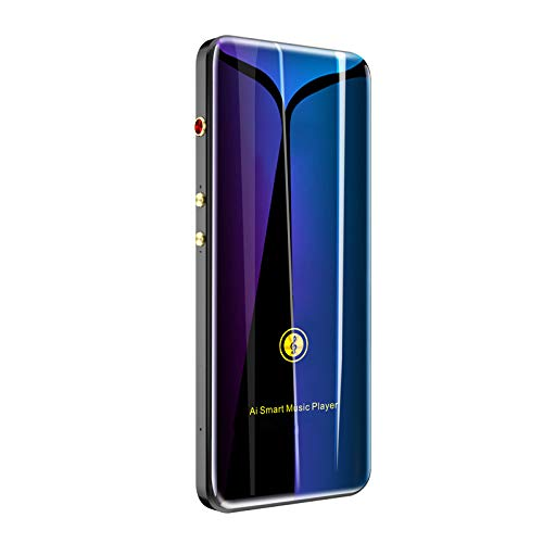 KU Syang MP3 MP4 WiFi 3,5 Pulgadas Pantalla de Contacto Completo Walkman MP5 E-Book Reproductor de MúSica con Capacidad de Memoria de 8GB